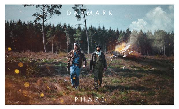 """Visuel du projet DAYMARK - """"PHARE"""" EP"""