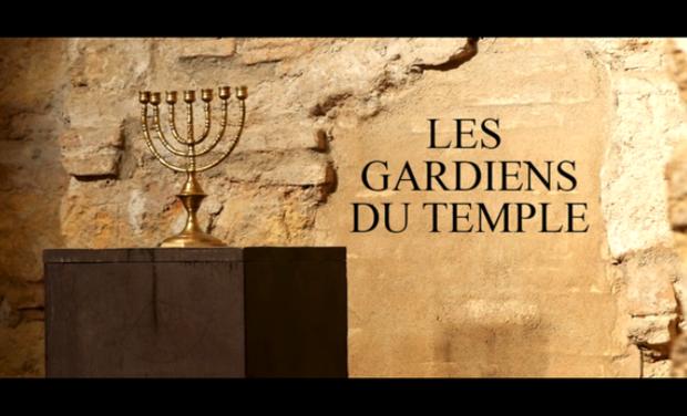 Visuel du projet Les Gardiens du Temple