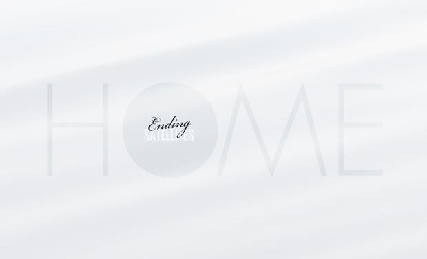 Visuel du projet HOME, le nouvel album de Ending Satellites