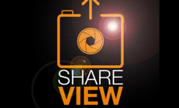 Visueel van project ShareView