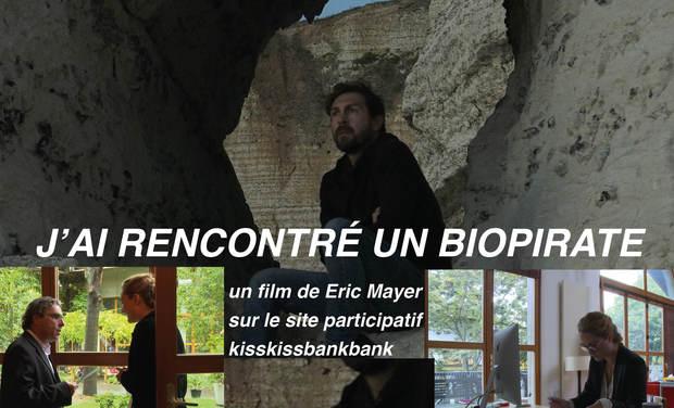 Visuel du projet J'ai rencontré un biopirate