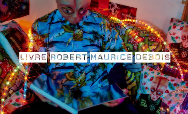 Project visual LIVRE ROBERT MAURICE DEBOIS