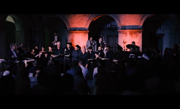 Visuel du projet The Isernia Gospel Choir meets the Jazz Matsers