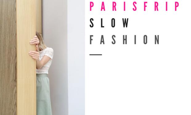 Visueel van project Parisfrip la friperie en ligne nouvelle génération