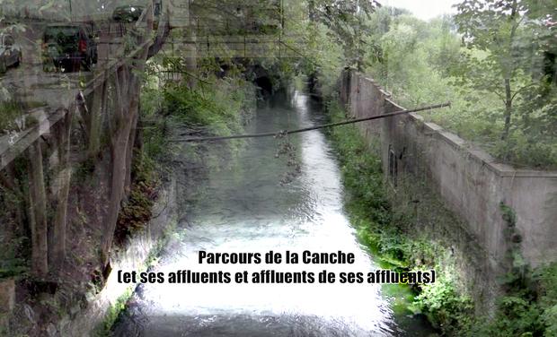 Project visual Parcours de la Canche (et ses affluents et affluents de ses afluents)
