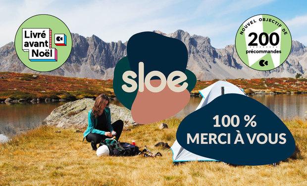 Project visual Sloe - Le soin nomade et naturel à la conquête de vos salles de bain