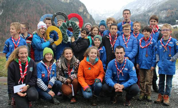 Project visual Camps Scouts et Guides Sallanches 2019