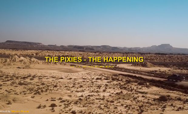 """Project visual """"THE PIXIES - The Happening""""(Music Video)"""