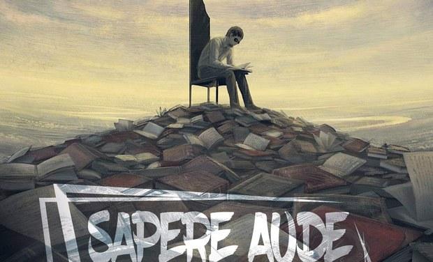 Visuel du projet 1er EP '' Sapere Aude'' de Trek