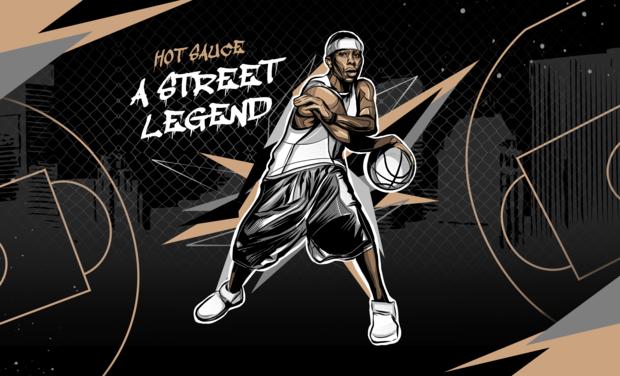 Project visual Hot Sauce - A Street Legend