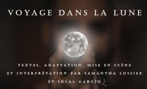 Project visual Voyage dans la Lune - Création théâtrale originale