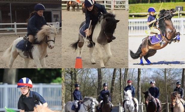 Visuel du projet Les Pony Gamers de Saint-Jones aux Championnats de France de Lamotte-Beuvron
