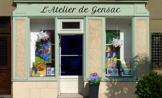 Visuel du projet Atelier de Gensac