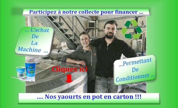 Visuel du projet Lait Brasseur première laiterie Bio de Reims