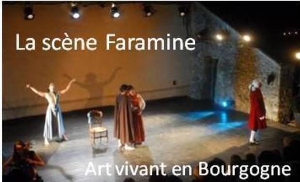 Visuel du projet La Scène Faramine