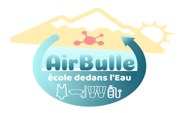 "Project visual Airbulle ""Ecole dedans l'Eau"""