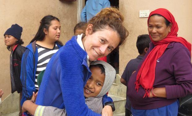 Visuel du projet Projet solidaire au Népal !