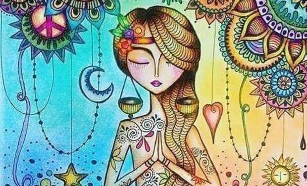 Project visual RainbowMéditation sonore pour retrouver confiance en soi, lâcher le stress.