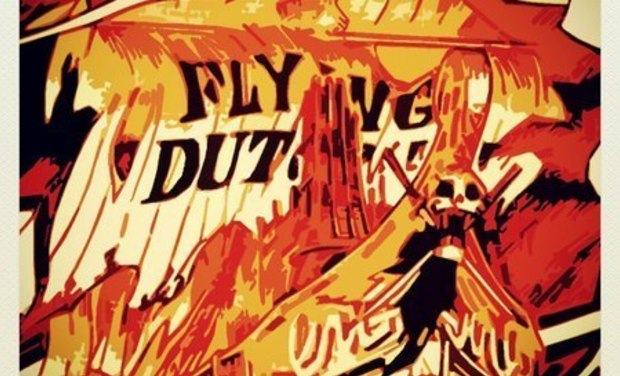 Visuel du projet The Flying Dutchman 2