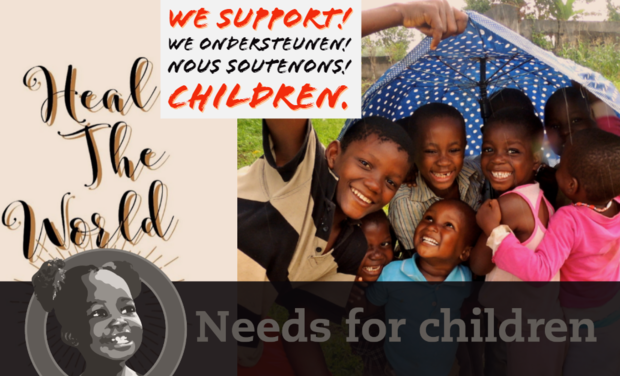 Visuel du projet Heal The World Charity Gala SUPPORT Needs For Children Foundation