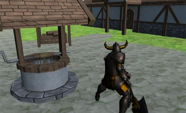Project visual [RPG] Invadeds Lands