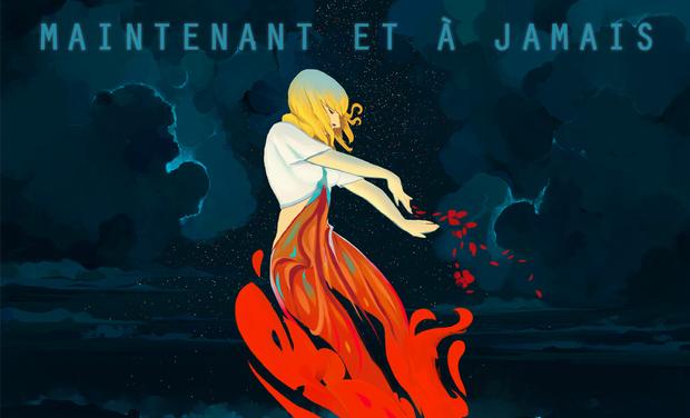 """Project visual """" Maintenant et à Jamais """" Le vinyle d'Arcadia (OLEK YARO) et JEAN MUSY"""