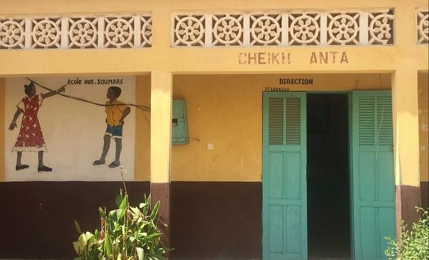 Visuel du projet Soutenez l'école Ousmane Soumaré