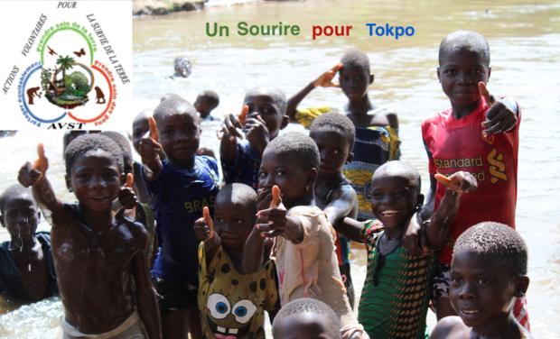 Project visual Un Sourire pour Tokpo (TOGO)