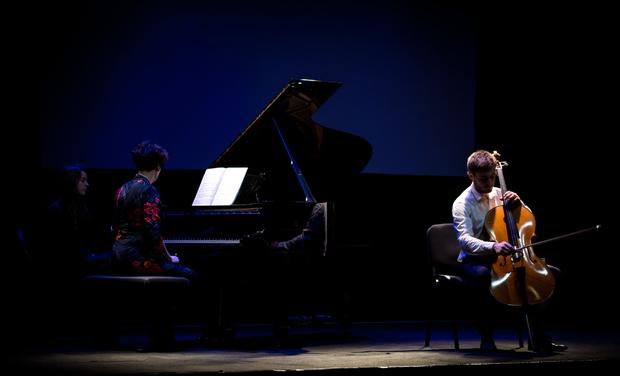 Visuel du projet Concours International de violoncelle Louis Rosoor