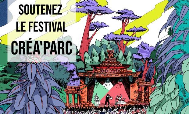 Visuel du projet Festival Créa'Parc
