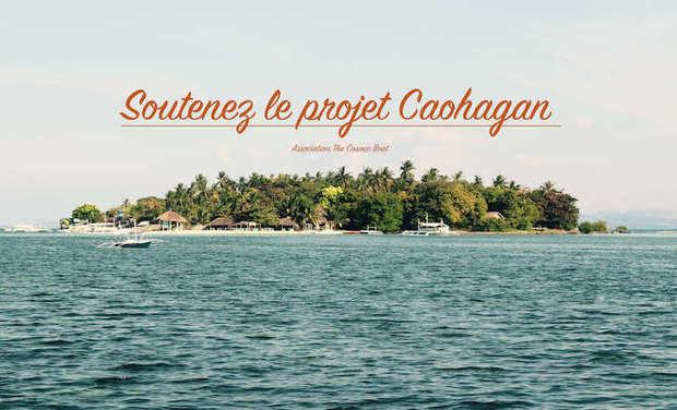 Visueel van project Soutenez le projet Caohangan Island du Cosmic Boat !
