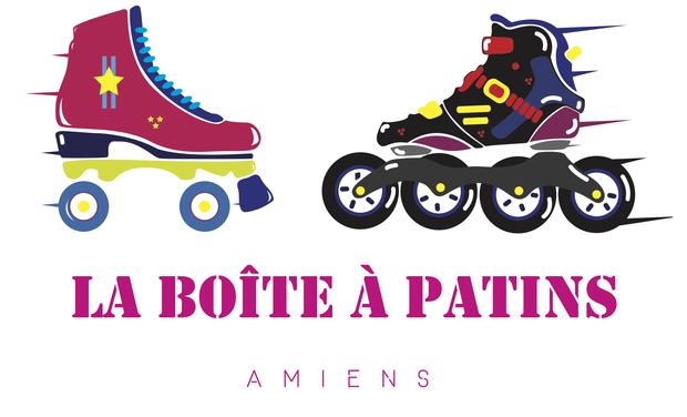 Project visual La boîte à patins : Salle de roller loisir à Amiens en Picardie