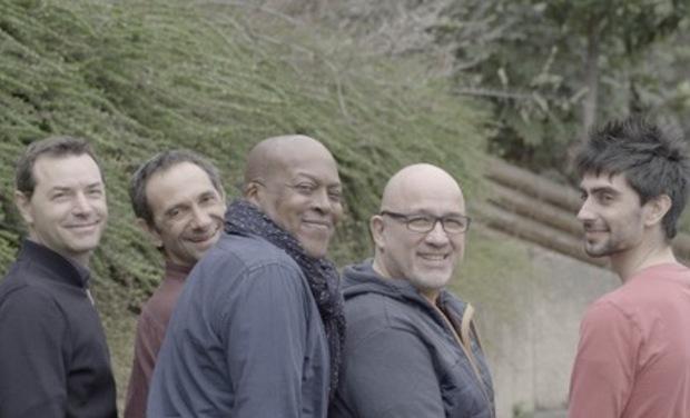 Visuel du projet Edouard Bineau & le OSEFH Quintet, nouvel album