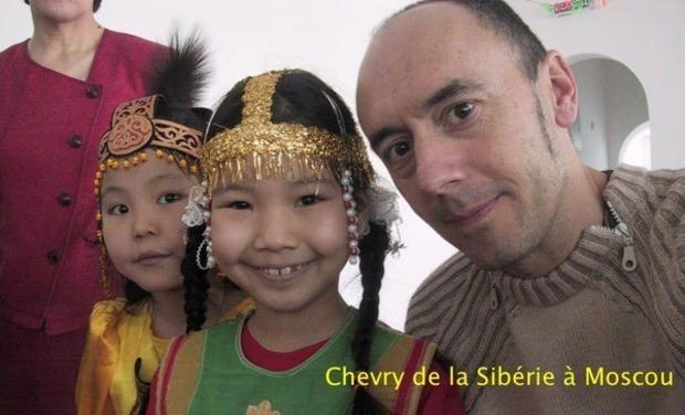 Visueel van project Chevry de la Sibérie à Moscou