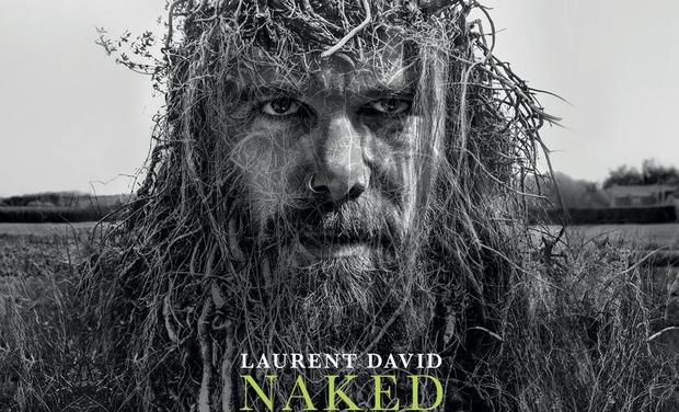 Visuel du projet NAKED - Vinyle édition / Laurent DAVID