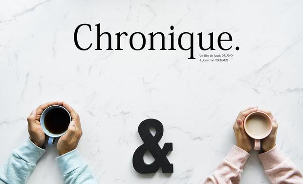 Visuel du projet Chronique.