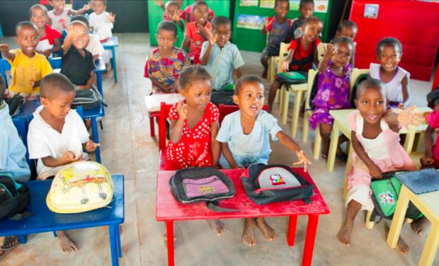 Visueel van project Aidez-nous à réaliser notre voyage humanitaire à Madagascar !
