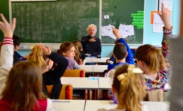 Visuel du projet Donner accès aux ateliers de philosophie aux enfants sourds et malentendants !