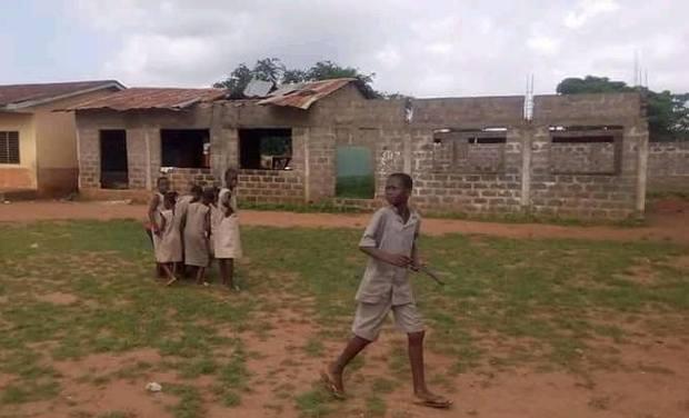 Visuel du projet la Béninothèque