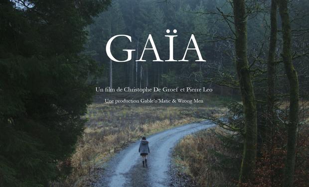 Visuel du projet Court-métrage Gaïa - Post-production