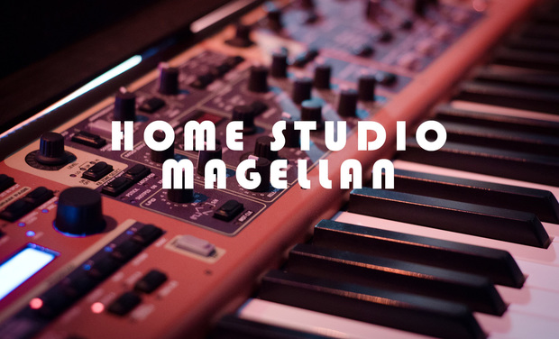 Project visual Aide pour le HOME STUDIO de Magellan