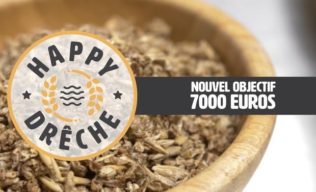 Visuel du projet Happy Drêche - Les pépites de malt