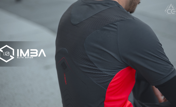 Project visual IMBA : World first Esport jersey