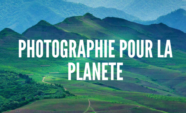 Project visual Photographie pour la planète