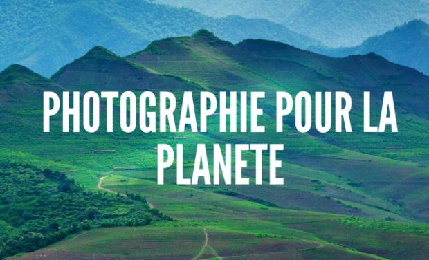 Visuel du projet Photographie pour la planète