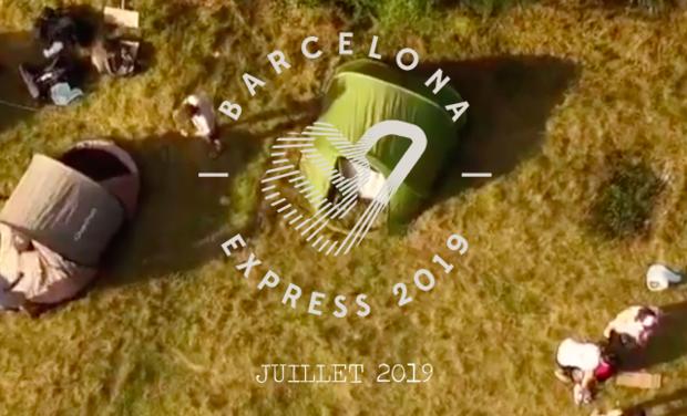 Visuel du projet Barcelona Express 2019 #TeamVERYBADSTOPPEUSES