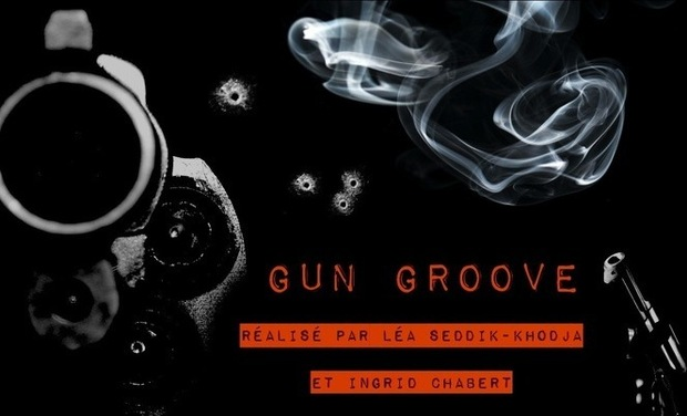 Project visual Gun Groove - Web série
