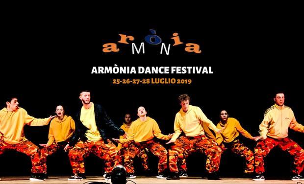 """Visuel du projet """"Armònia Dance Festival"""": il nostro sogno da sempre!"""