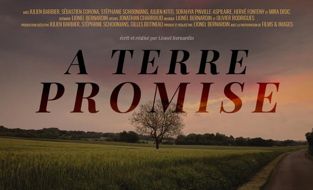 Visuel du projet A Terre Promise | Long métrage fiction