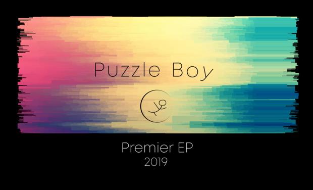 Visuel du projet Puzzle Boy, premier EP